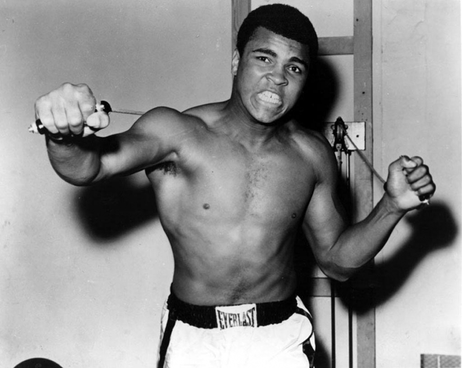 Remembering Muhammad Ali, My Real Life Superman