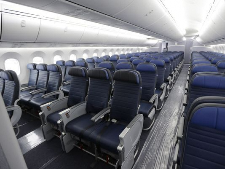 Air passengers get bigger, airline seats get smaller