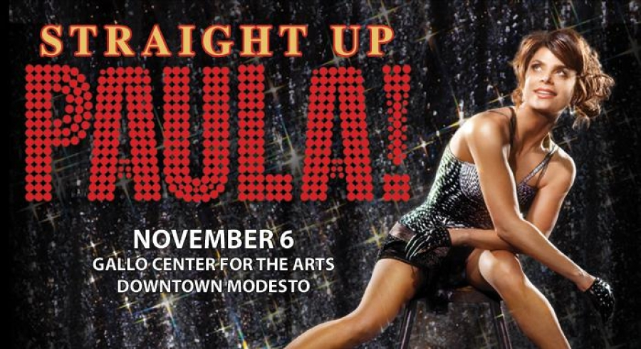 Paula Abdul Live in Modesto - Straight Up Paula!