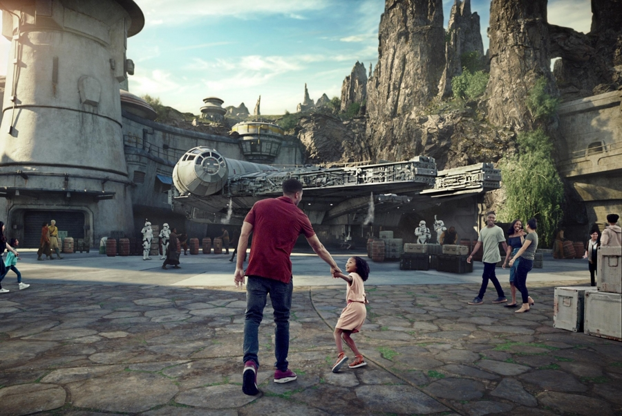 Attendance was Down at Disney Parks this Summer — and the New Star Wars Land May be to Blame