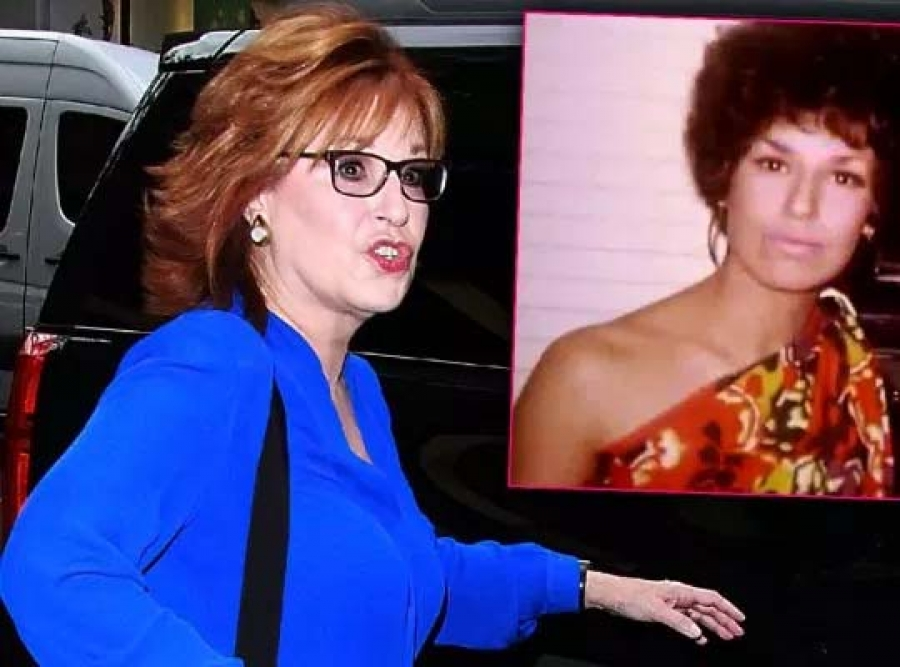 On 'The View,' Joy Behar mum on old photo of her as 'African woman'