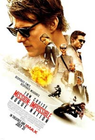 "Win Movie Tickets - ""Mission: Impossible - Rogue Nation"""