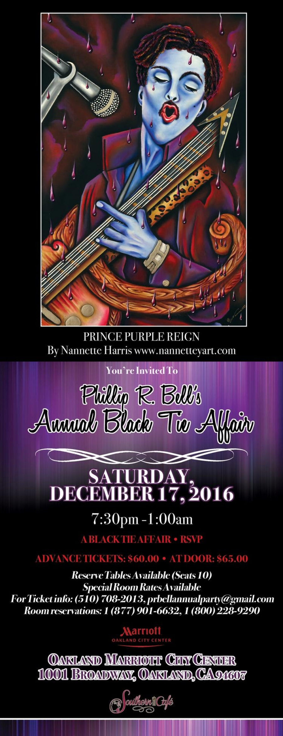 Phillip R. Bell's Annual Black Tie Affair