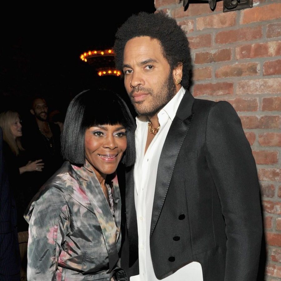 Lenny Kravitz Shares A Sweet Message For Godmother Cicely