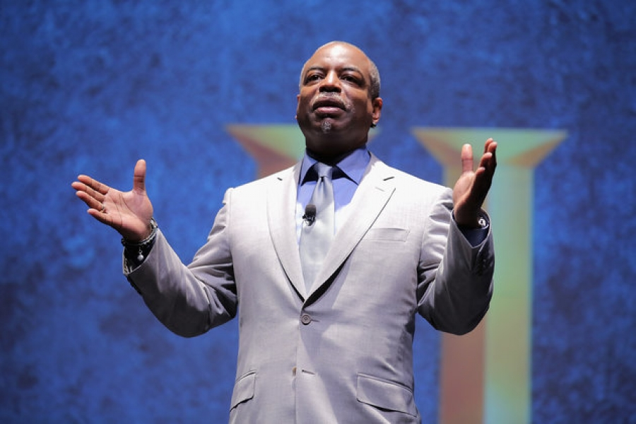 LeVar Burton: Being A Black Man In America Is 'Still A Dangerous Experience'