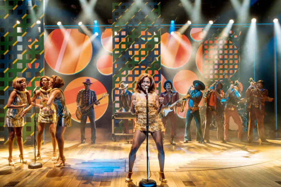 'Tina: The Tina Turner Story' Musical on Broadway: Review