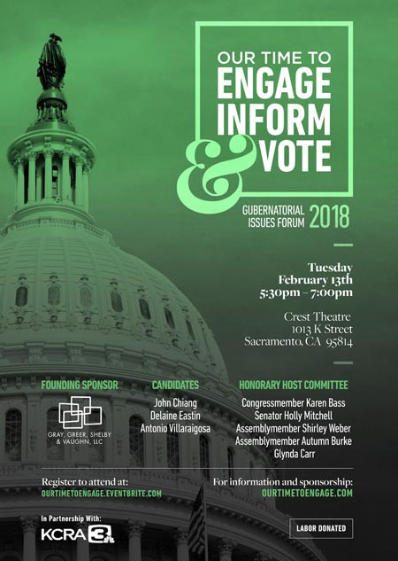 Gubernatorial Issues Forum
