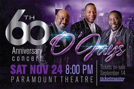OJays 60th Anniversary Concert