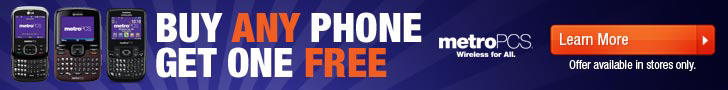 MetroPCS - Buy any one get one free