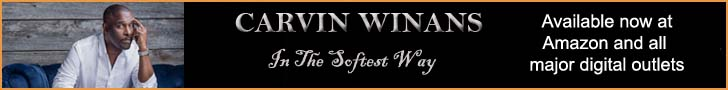 Carvin Winans' New Solo Album Was Almost 40 Years in the Making