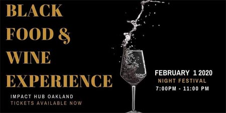 Black Food and Wine Experience
