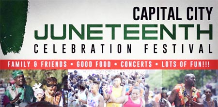 capital city juneteenth