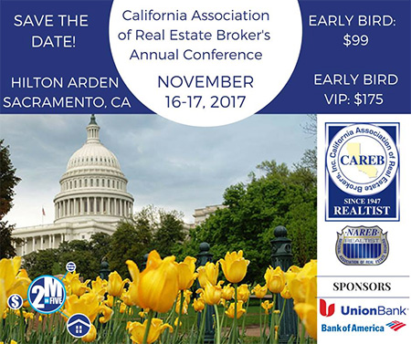 CAREB Annual Conference Nov 16-17