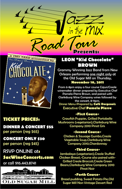 Jazz in the Mix Road Tour