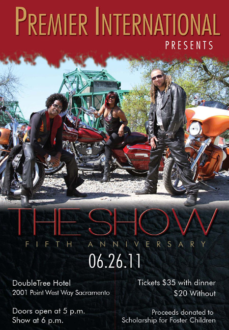 """THE SHOW"""