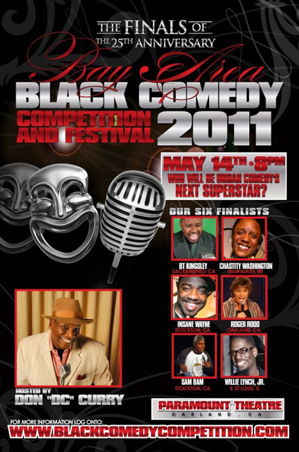 Bay Area Black Comedy Competition & Festival Final Round