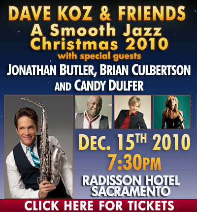 Don't Miss Dave Koz & Friends