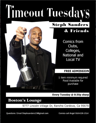 """Timeout Tuesdays"""