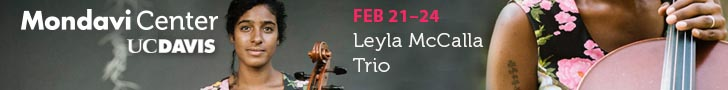 Leyla McCalla Trio at the Mondavi Center
