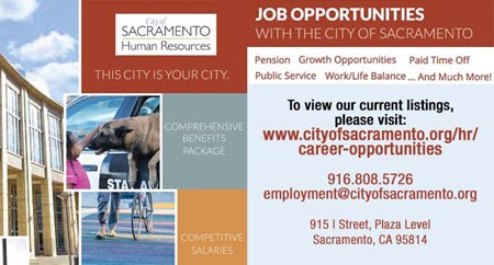 Job Opportunities Sacramento