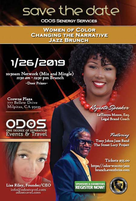 Women of Color Jazz Brunch
