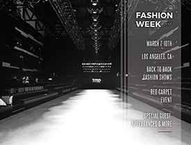 LA Fashion Week - The Model Experience-TME