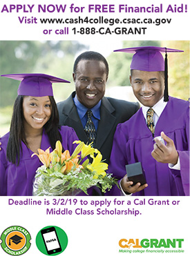 Apply Now for FREE Financial Aid!