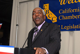 Aubry Stone, CEO & President of CA Black Chamber of Commerce passes away