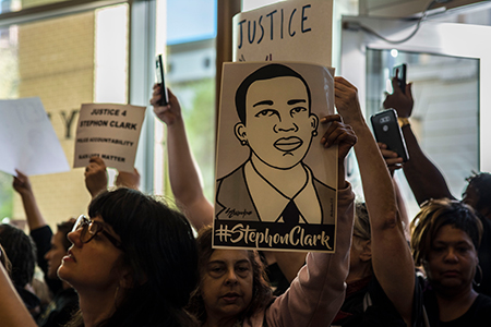 Justice for Stephon Clark