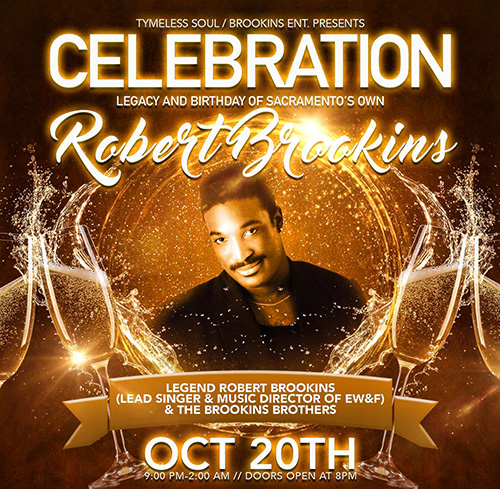 Robert Brookins Legacy & Celebration