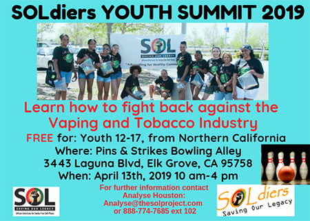 SOLDiers Youth Summit