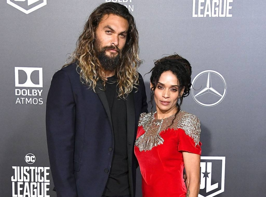 Aquaman's Jason Momoa Explains Why He and Lisa Bonet Are a 'Perfect' Fit: 'She's Hysterical'