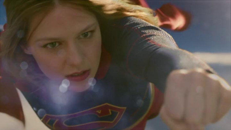 Supergirl Recap:  You'll Believe A Woman Can Fly — And She's Having The Time Of Her Life Doing It