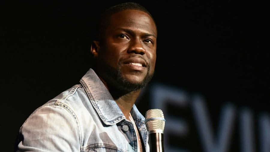 Kevin Hart says he won't host Oscars after furor over homophobic tweets