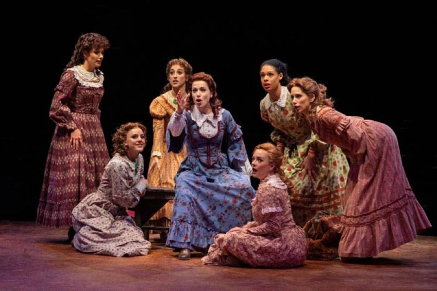 HUB REVIEW: Seven Brides for Seven Brothers