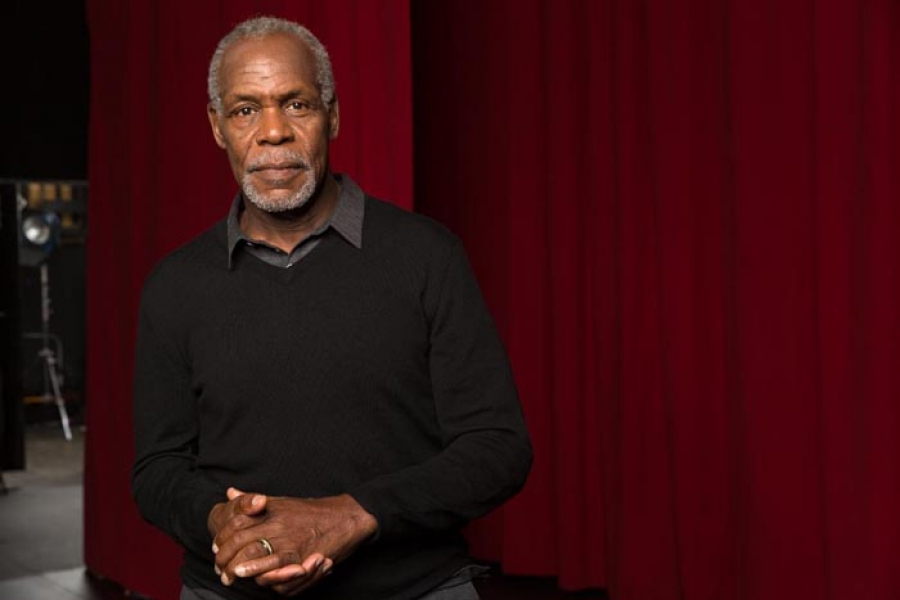 Harris Center presents An Evening with Danny Glover
