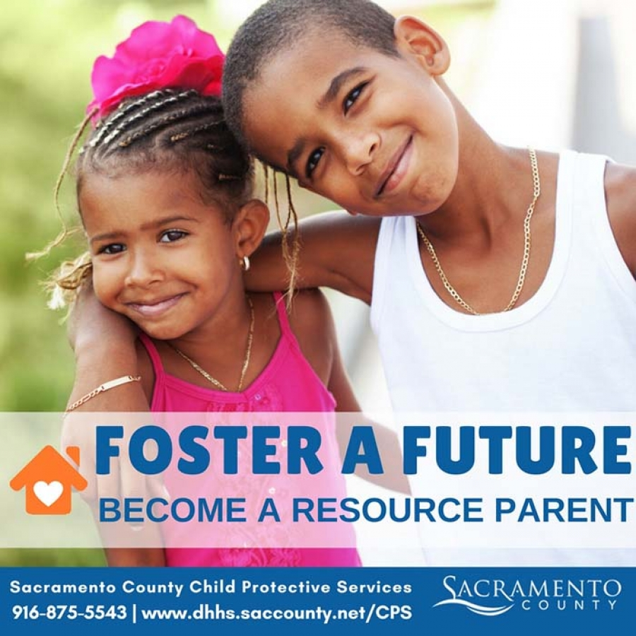 Who can foster a child? Learn more about how to become a Resource Parent.