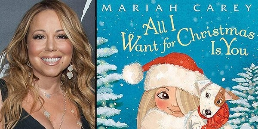 All I Want For Christmas Is You Movie.See First Photos And Trailer For Mariah Carey S All I Want