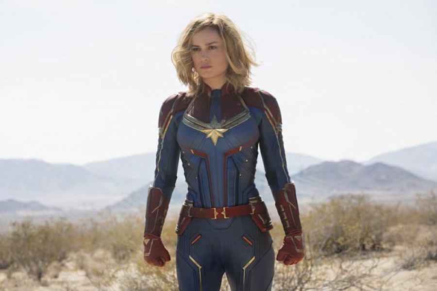 Captain Marvel: A Movie Review