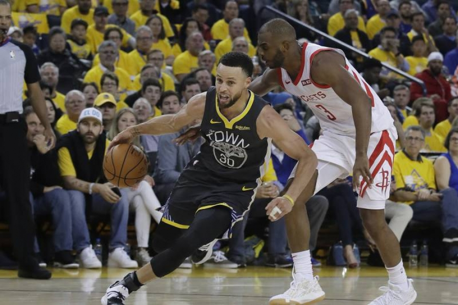 Kevin Durant Outduels James Harden as Warriors Take 2-0 Series Lead vs. Rockets