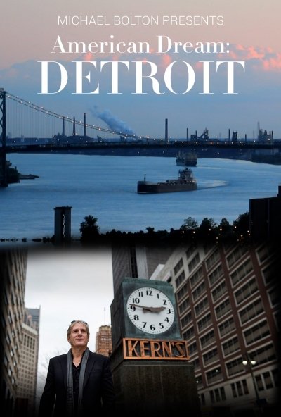 Michael Bolton's Detroit Documentary Screens May 15th