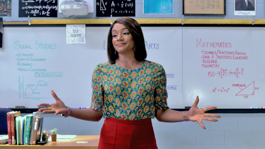 Tiffany Haddish and Kevin Hart Improvise Their Way Into 'Night School'