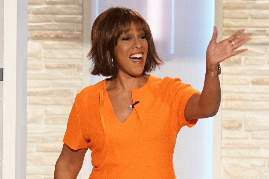 Gayle King negotiates $11M deal with CBS