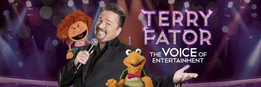 EXCLUSIVE! Terry Fator Keeps It Clean...With An Adult Edge