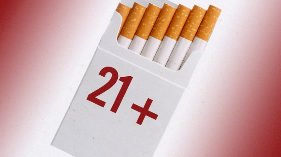 FDA officially raises federal minimum age to purchase all tobacco products from 18 to 21