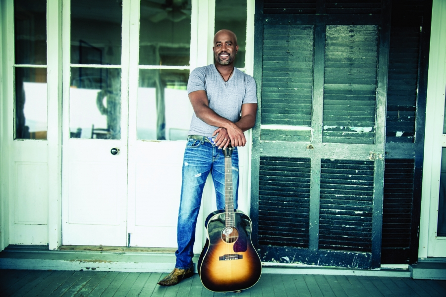 Country Superstar Darius Rucker Talks EXCLUSIVELY about his New Album, July 31 Concert in Northern California