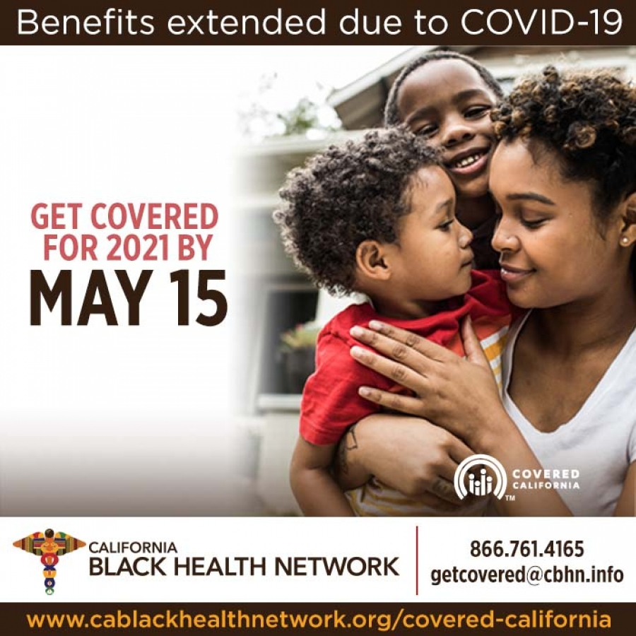 Get Covered For 2021 by May 15
