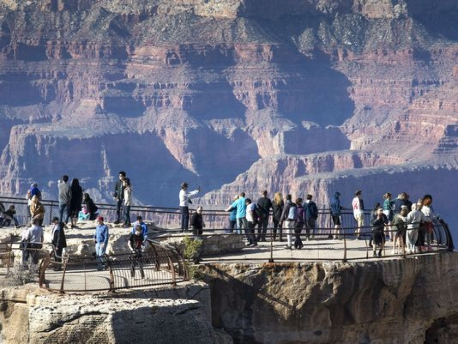 'It takes one bad step': Why people die at the Grand Canyon