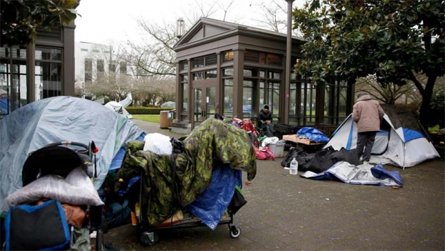 HUD report finds majority of homeless families are black