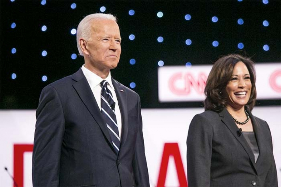 California's Political Leaders Praise Biden's Selection of U.S. Sen. Kamala Harris as Running Mate